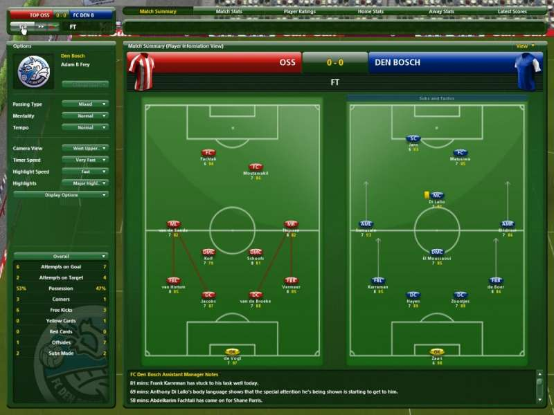 Real football manager 2010 review mobile game reviews: prices.