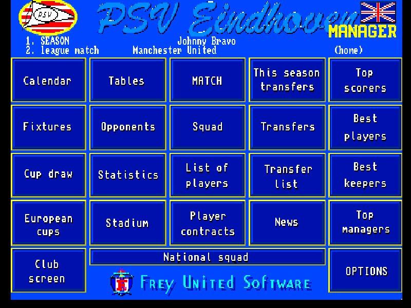 games like PSV Eindhoven Manager