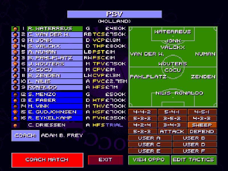 games similar to Sensible World of Soccer